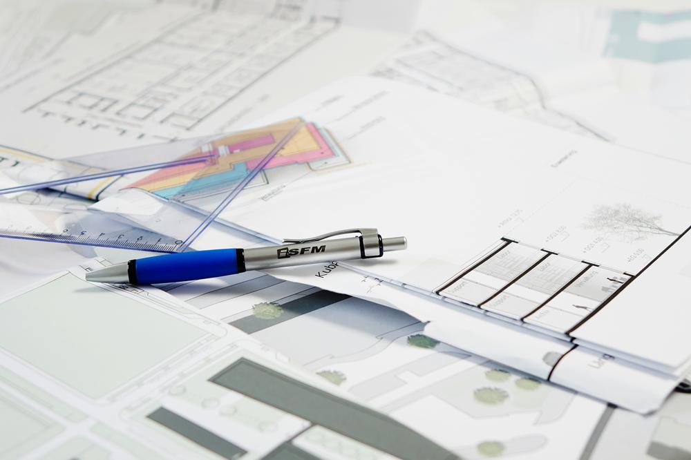 ISFM Architektur und Planung